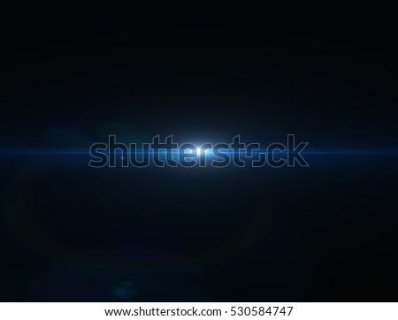 Lens flare light #530584747