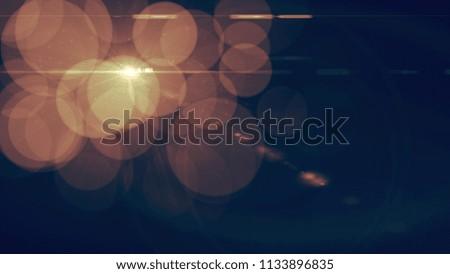 Lens Flare, Optical Flare, Lights, Transitions, Film Burns, Light Leak, Film Flashes, Burn Out. Equipment, Glitter, Laser, Night, Shape #1133896835