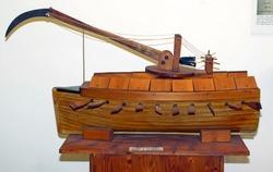Leonardo Da Vinci machines project