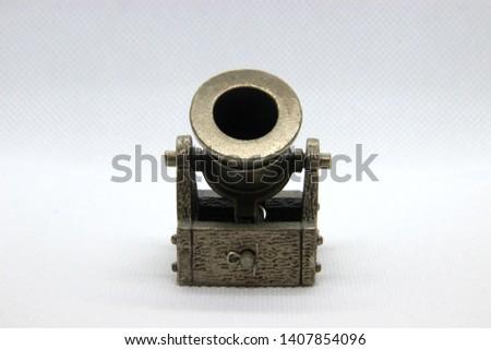 Leonardo Da Vinci's Inventions - cannon