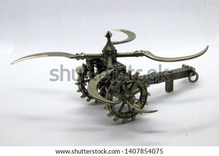 Leonardo Da Vinci's Inventions - model