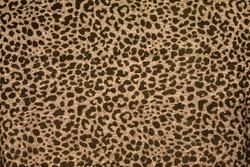 Leopard effect, fabric pattern, Background sample. Jaguar texture.
