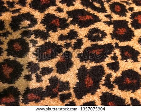 leopard skin colour textured pattern-sweater texture