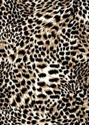 Leopard skin pattern texture. Leopard texture background. Seamless leopard pattern. Animal print. Leopard seamless fur texture.