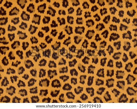 Leopard Spots Background #256919410