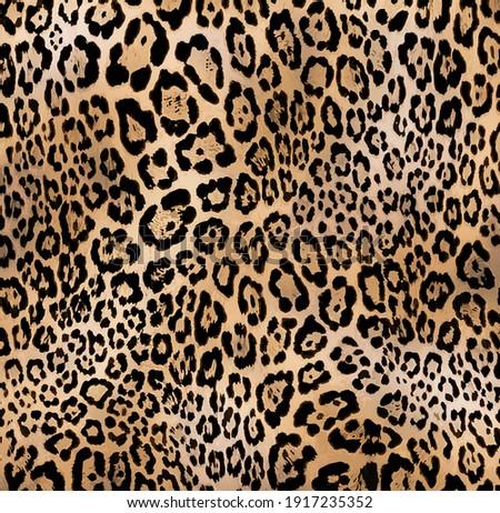Leopard texture, leopard skin, jaguar fur