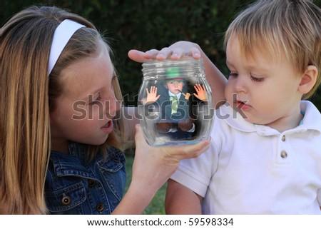 Leprechaun catchers