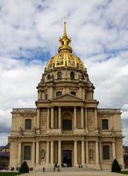 Les Invalides, formally the Hotel national des Invalides, or also as Hotel des Invalides