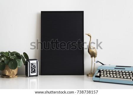 letter board #738738157