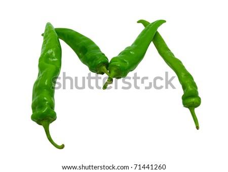 Green Letter m Logo Green m Logo Letter m Composed