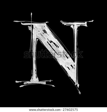 N Alphabet Wallpaper alphabet free nokia themes alphabet mobile themes alphabet cell phone