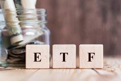 letter of the alphabet of ETF