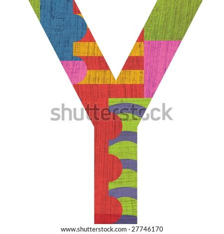 Letter Y Alphabe...Y Letter Design