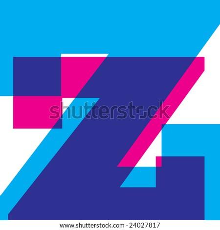Z Alphabet Designs Z alphabet symbol design