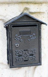 letterbox, waiting the mail, mailbox