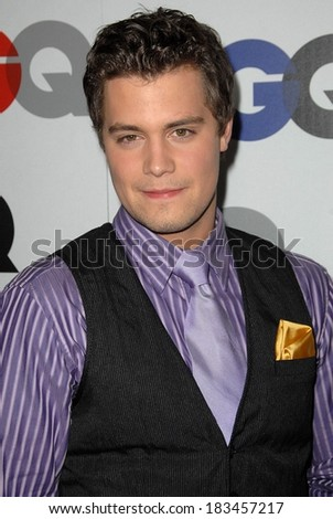 Levi Johnston at Gentleman\'s Quarterly GQ Men of the Year Event, Chateau Marmont, Los Angeles, CA November 18, 2009