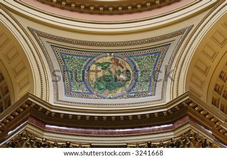 liberty mosaic