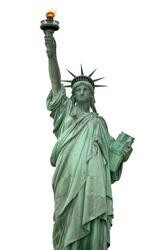 Liberty statue, New York City, USA