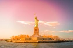 Liberty Statue, New York USA