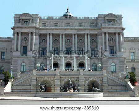 Library of Congress. Washington, DC.