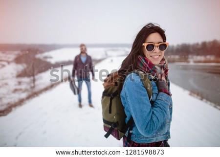 Life adventures in winter