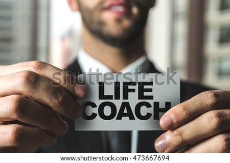 Life Coach #473667694