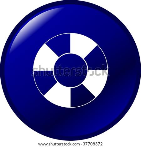 lifesaver float button