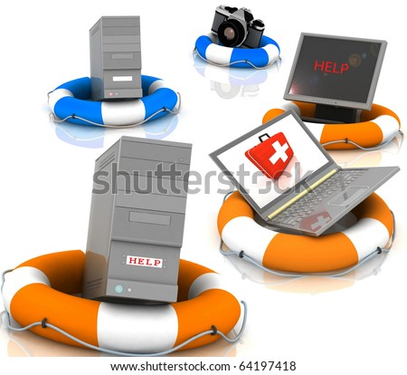 lifesavers for PC, monitor, camera and laptop