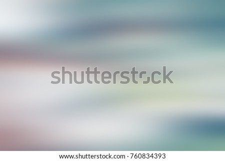 Light abstract gradient motion blurred background. Colorful lines texture wallpaper #760834393