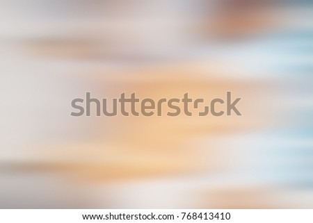 Light abstract gradient motion blurred background. Colorful lines texture wallpaper #768413410