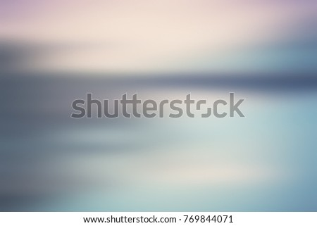 Light abstract gradient motion blurred background. Colorful lines texture wallpaper #769844071