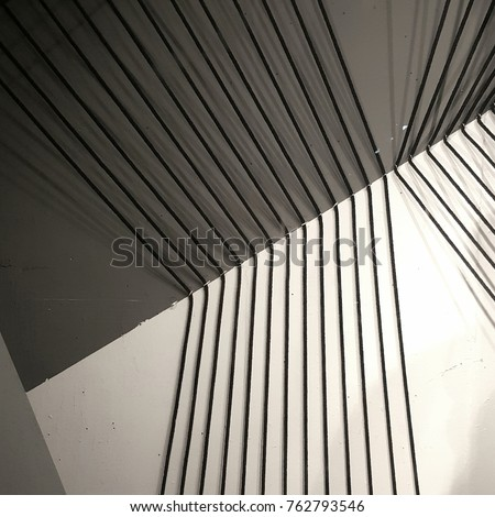 Light and shadow of the lines #762793546