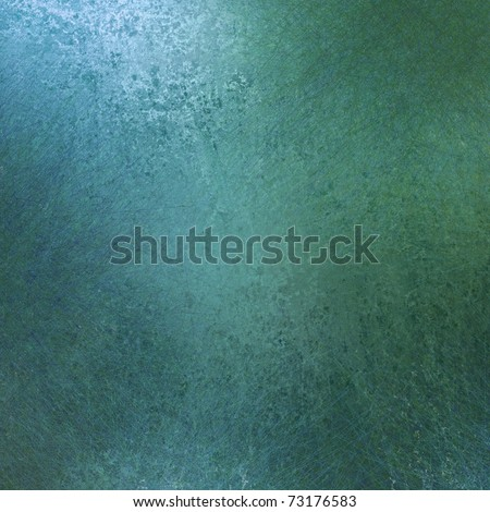 light blue background paper with faint grunge texture and sponging, soft highlights, and copy space