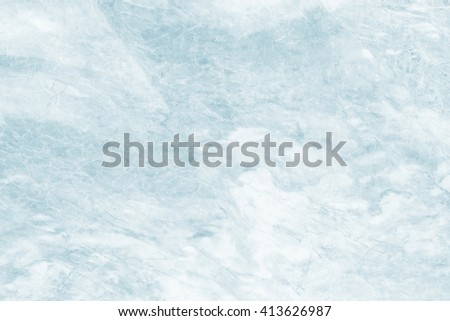 Light blue marble texture background, abstract background for design
