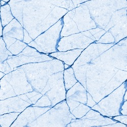 light blue tile of marble wall texture background seamless pattern