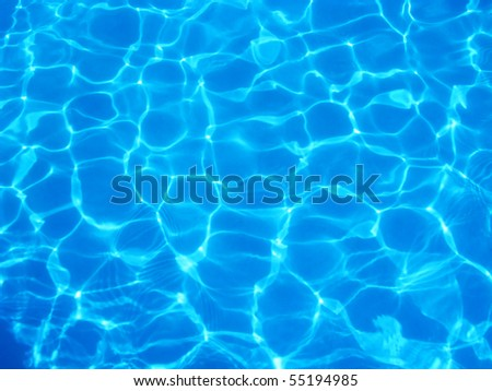 light blue water ripple background