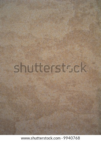 Light brown ceramic tile
