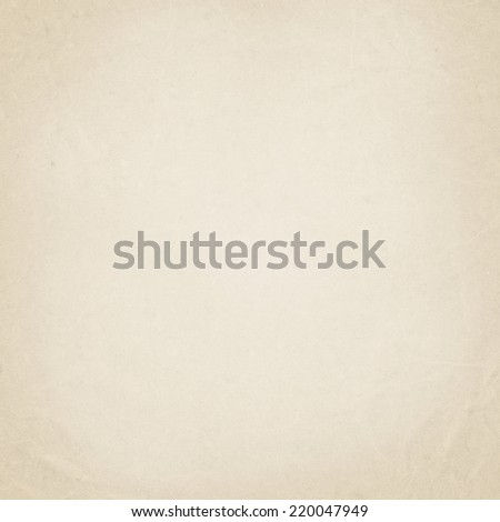 Light brown clean paper texture with space for text #220047949