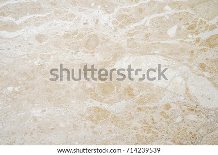 Light Brown Marble Texture Abstract Background 714239539