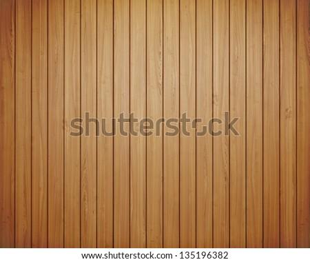 Light brown/orange grunge wooden planks background/texture. - stock photo