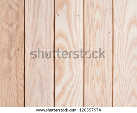 light brown plank wood background