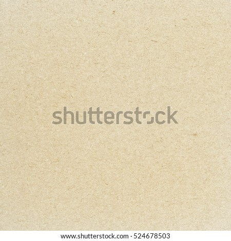 Light brown recycled paper texture background