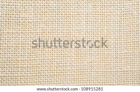 light brown sack background