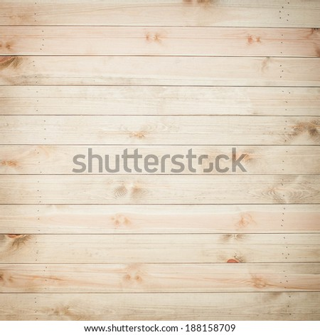 Light brown wood plank texture background