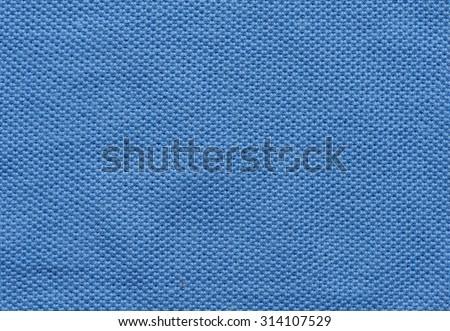 light bule knit cloth texture #314107529