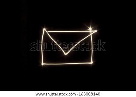 Light Christmas Letter