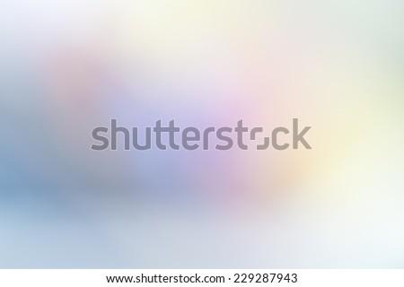 Light colorful background beautiful bokeh