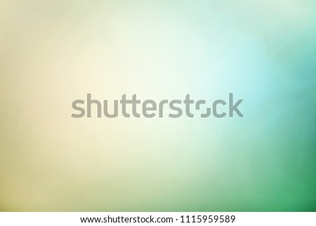 Light delicate blue texture for designer background. A bright abstract space for filling. Colorful wall. The rumpled plane. Celestial shades. Space nebulae. Raster image.
