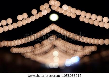 Light from the light bulb #1058085212