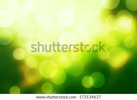 Light green blurred background.Light green abstract background.